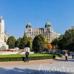 Площадь Свободы в Будапеште – необычный фонтан и история Венгрии