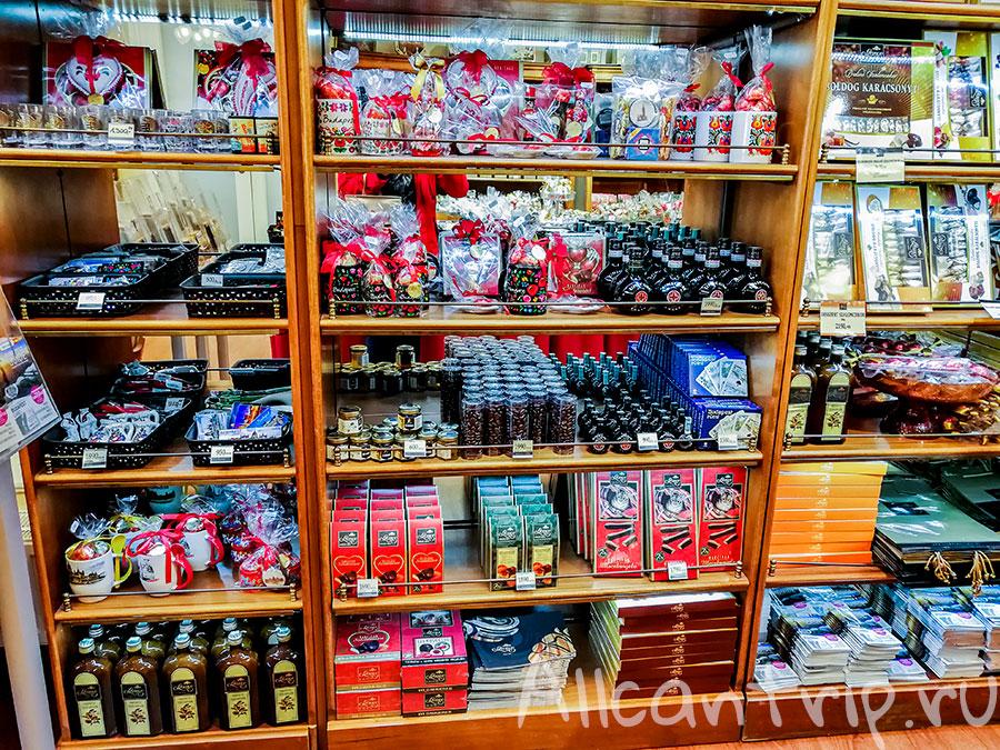 музей шоколада самош