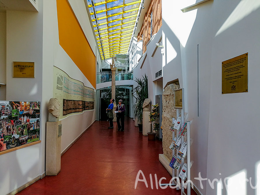 аквинкум Будапешт музей
