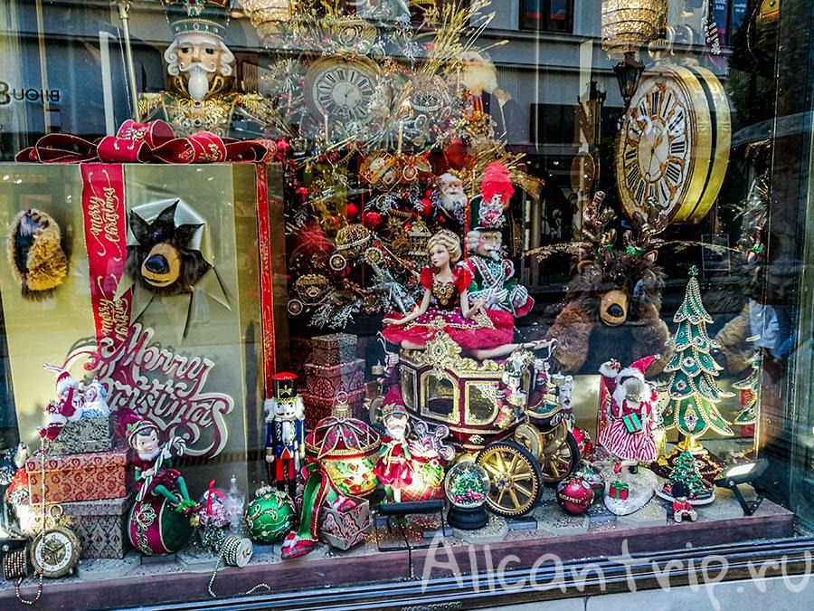 улица Ваци в Будапеште магазины