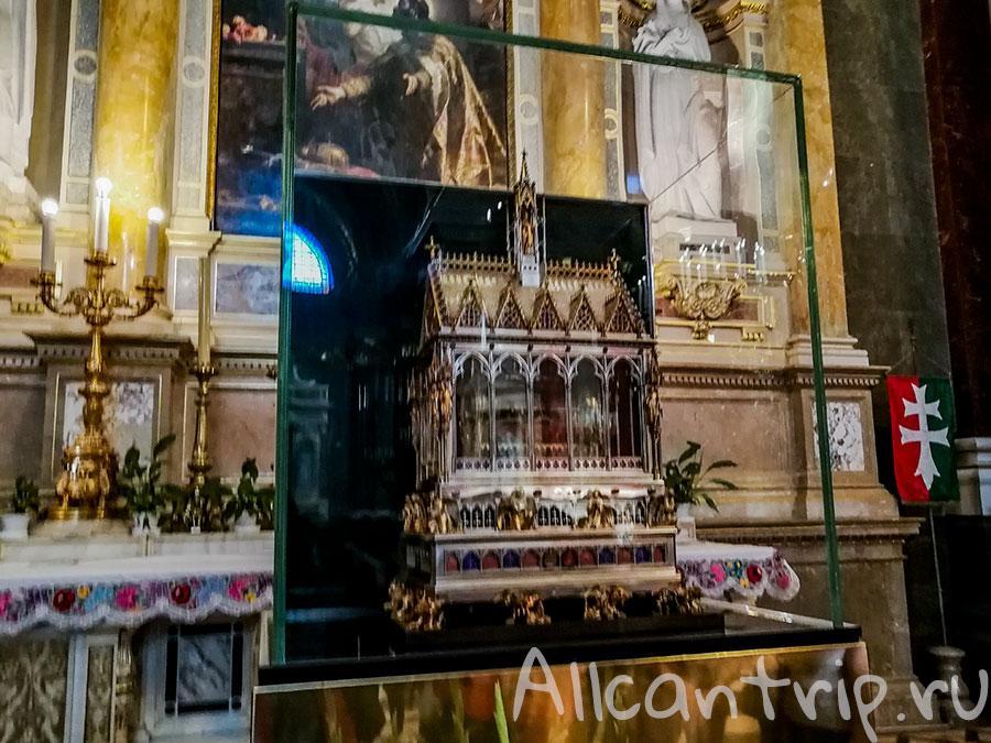 базилика святого иштвана фото