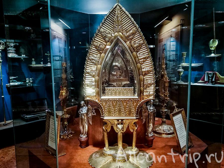 базилика святого иштвана музей