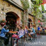 Руин бары в Будапеште – самое колоритное место города, которое вас удивит
