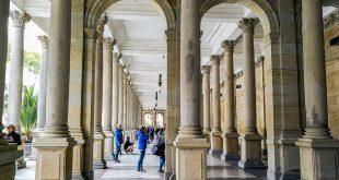 мельничная колоннада Карловы Вары