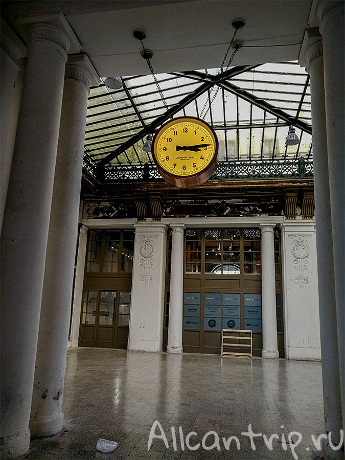жд вокзал в праге