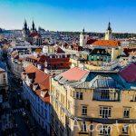 Пороховая башня в Праге – виды на город и средневековая история