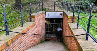 готическое подземелье в праге