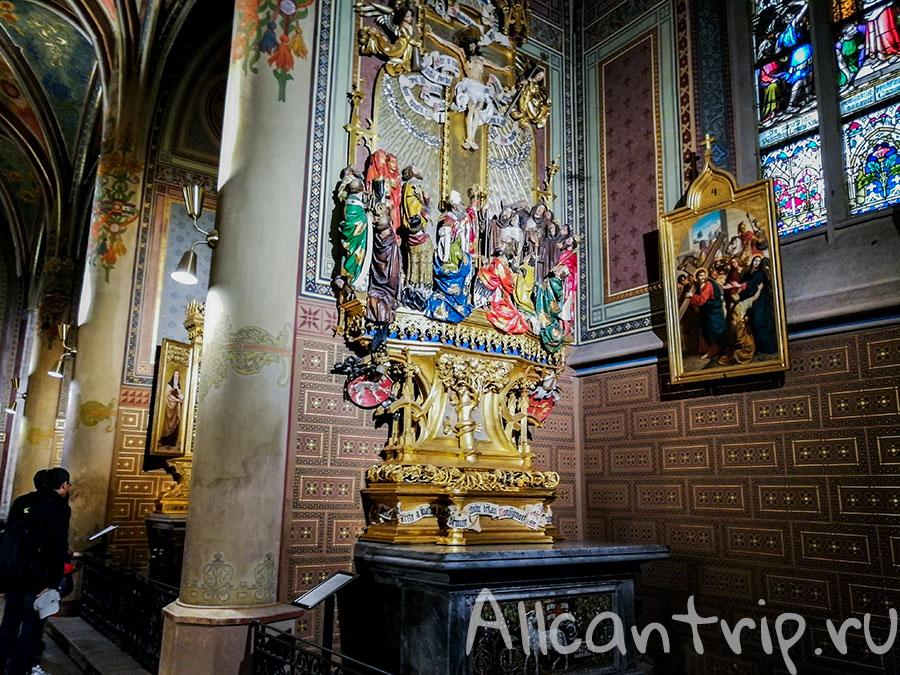 базилика святых петра и павла прага
