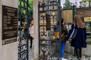 вышеградское кладбище фото