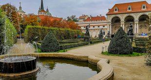 вальдштейнский сад фото
