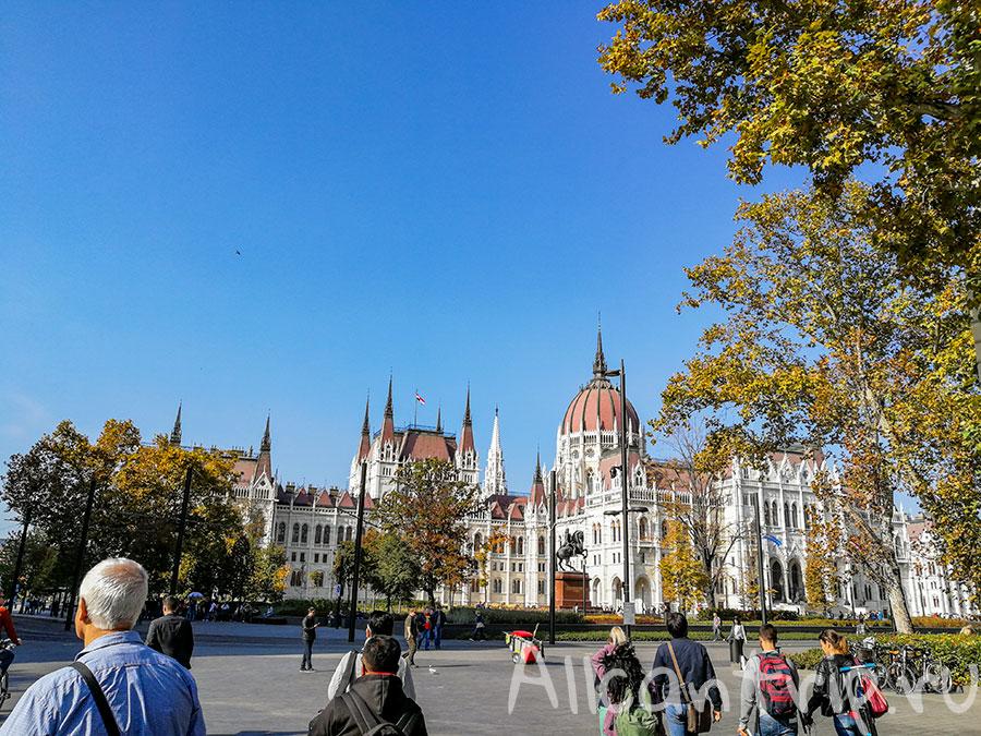 парламент в будапеште экскурсия