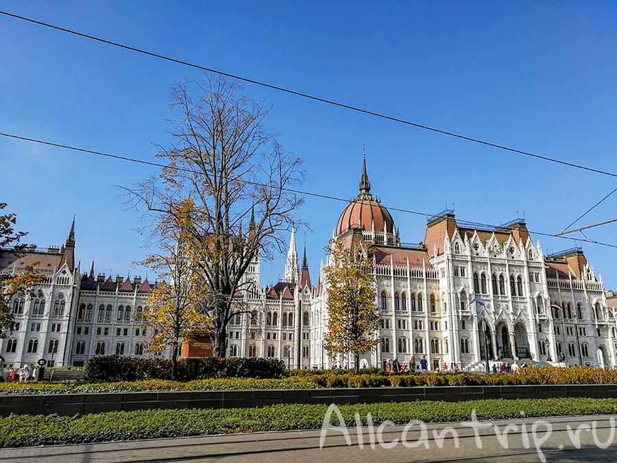 венгерский парламент фото
