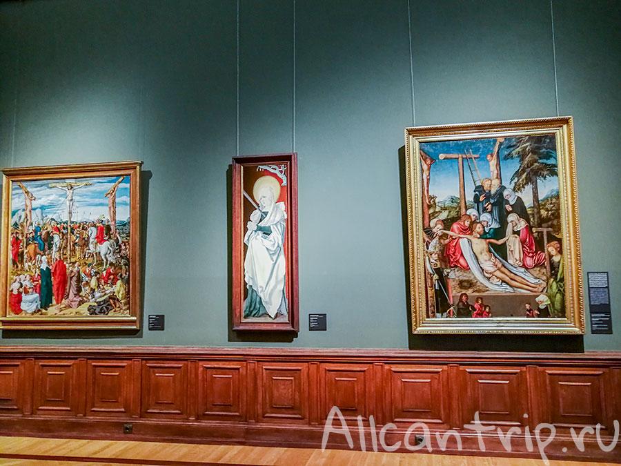 музей искусств в будапеште произведения