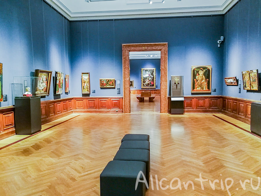 музей искусств в будапеште картины