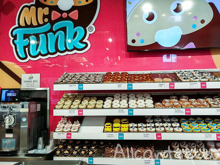 mr funk пончики будапешт