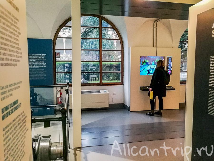 национальный музей науки и техники в милане