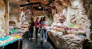 магазин сладостей в праге