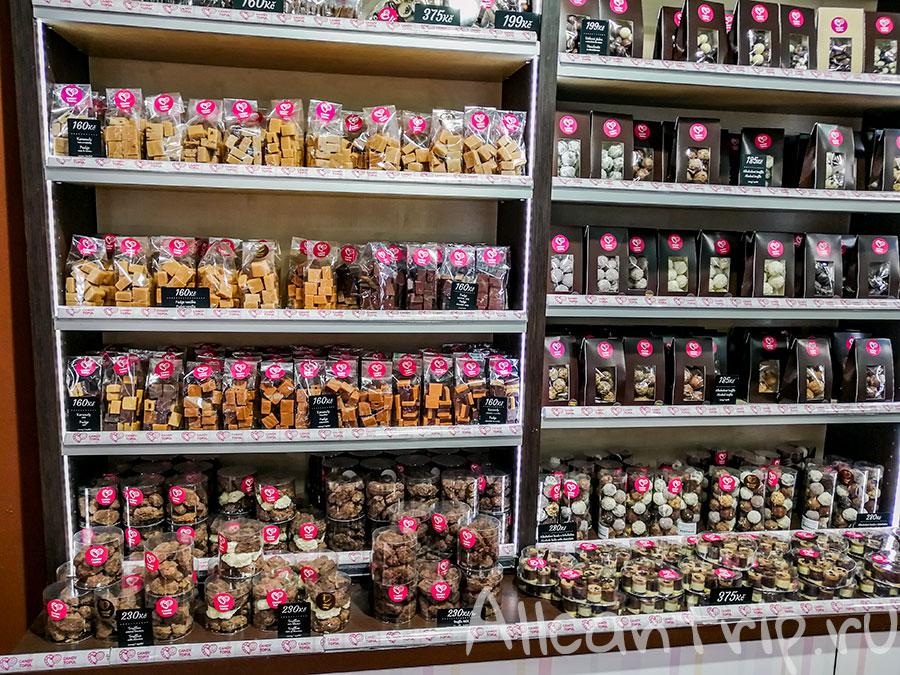 музей шоколада в праге что купить