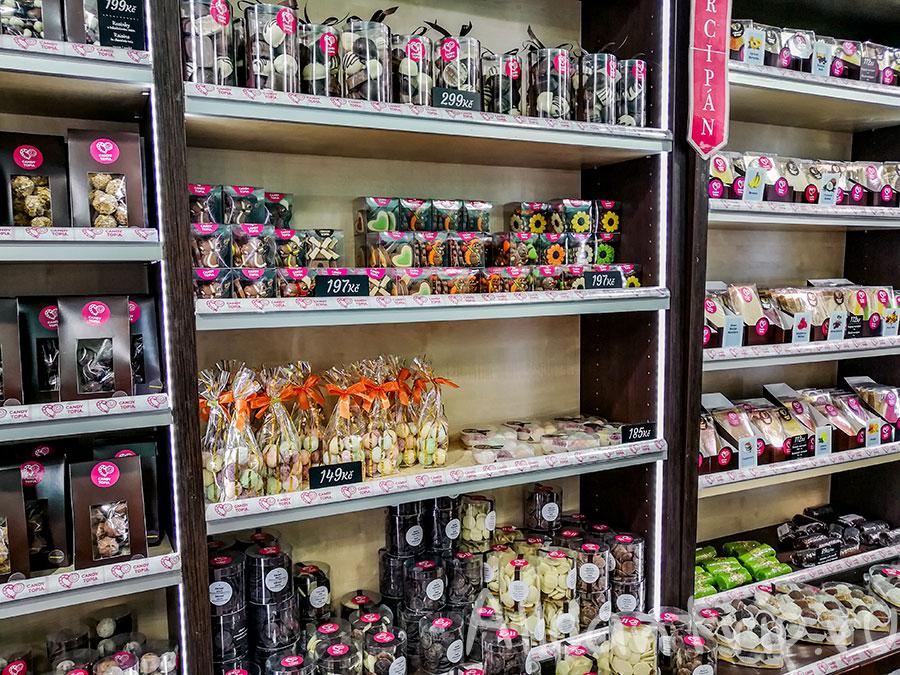 музей шоколада в праге отзывы