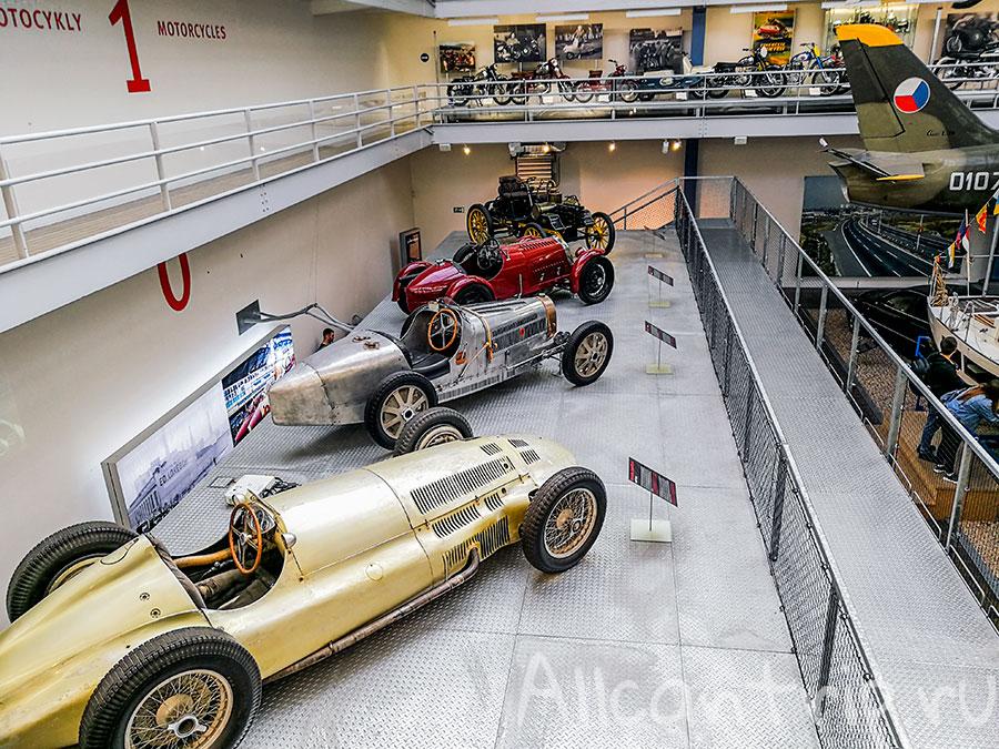 технический музей в праге ретро авто