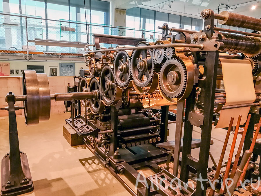 технический музей в праге книгопечатание