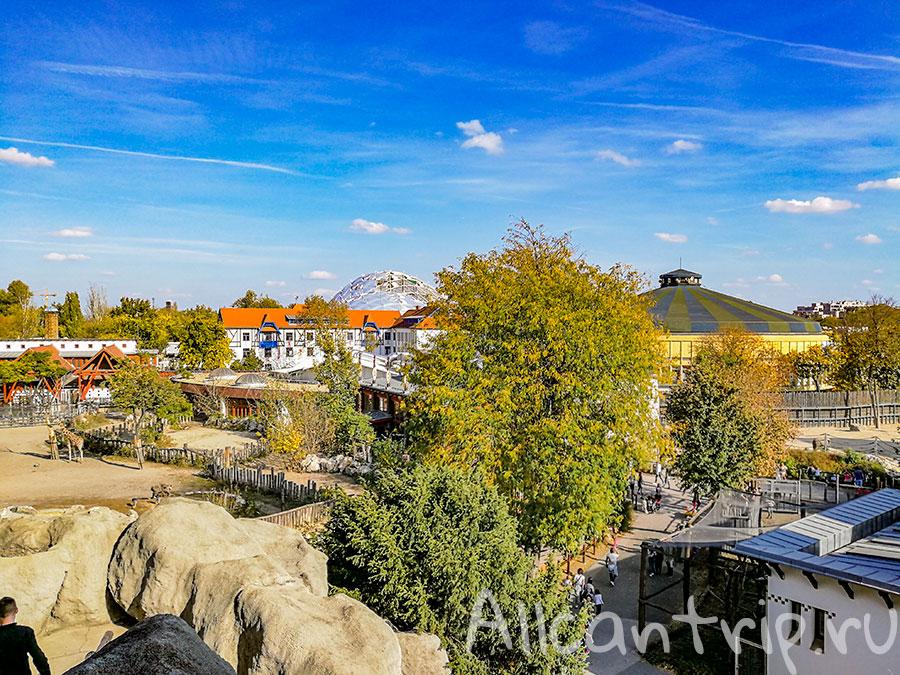 зоопарк в будапеште как добраться