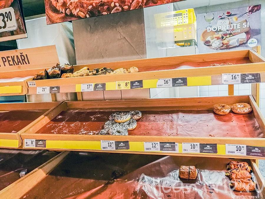 супермаркет albert карловы вары