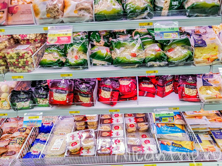 супермаркеты esselunga в милане