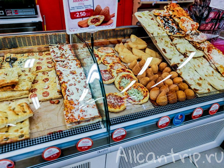 магазин сладостей в милане