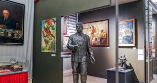 венгерский национальный музей сталин