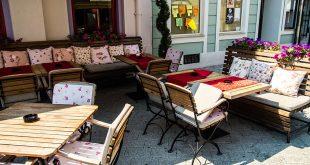 Дунайская улица нови сад кафе