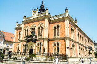 Епископский дворец нови сад